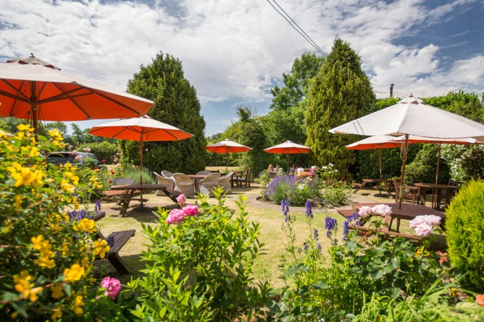 Best Beer Gardens in the Lake District