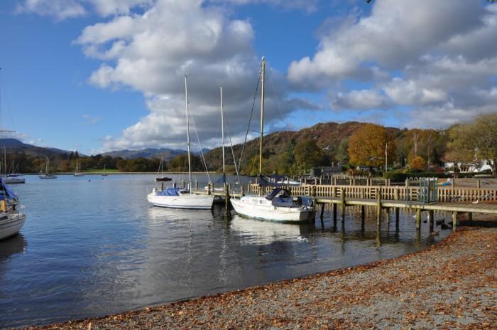 Autumn Spa Break in the Lake District