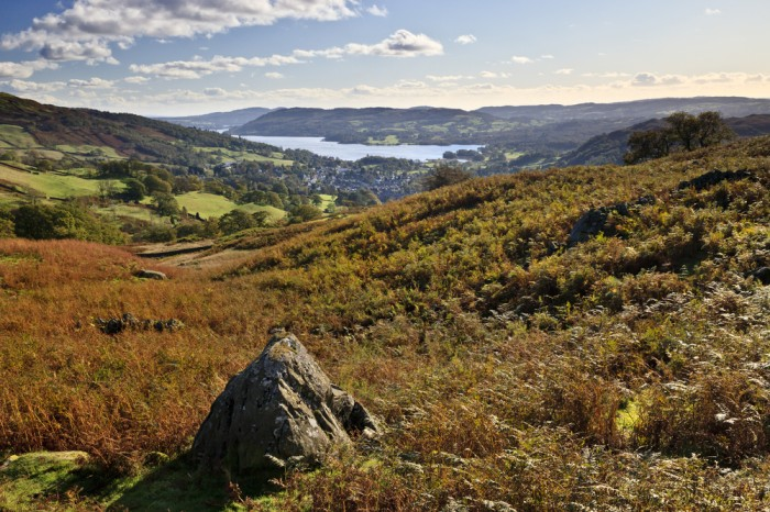 Visiting the Lake District in Autumn